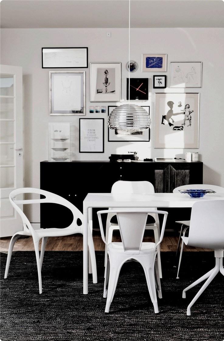 Lerche design   moderne og atmosfÆrefyldt spisestue