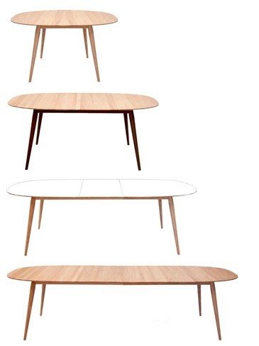 LERCHE design - SPISEBORDE / ARBEJDSBORDE