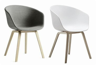 Lerche design spisebordsstole barstole og skamler for Esstischstuhl design